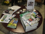 Mark Cullen Book Display