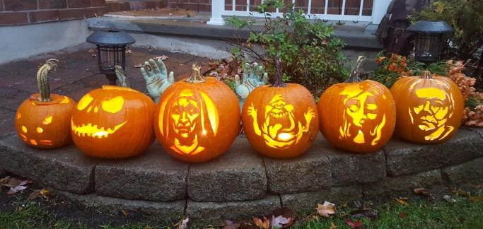 2018 Pumpkins
